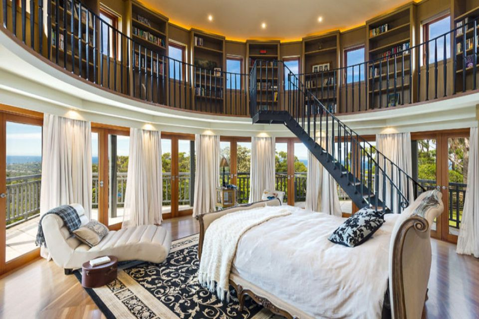 Superbe Beautiful Library Room! Dream Rooms, Dream Bedroom, Master Bedroom,  Beautiful Library,