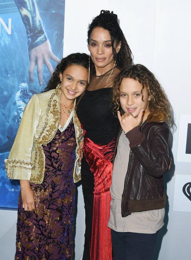 Jason Momoa And Lisa Bonet S Pda On The Blue Carpet Proves