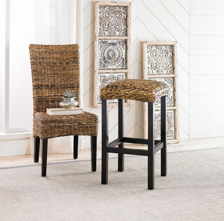banana leaf chair and barstool steinmart - Seagrass Chairs