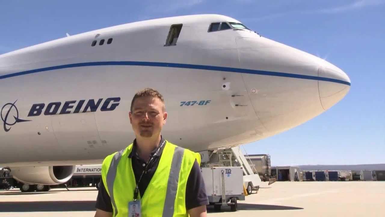 Boeing 747 8 Performs Ultimate Rejected Takeoff Boeing 747 8 Boeing Boeing 747