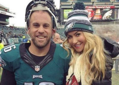 Jon Dorenbos with beautiful, Wife Annalise Dale