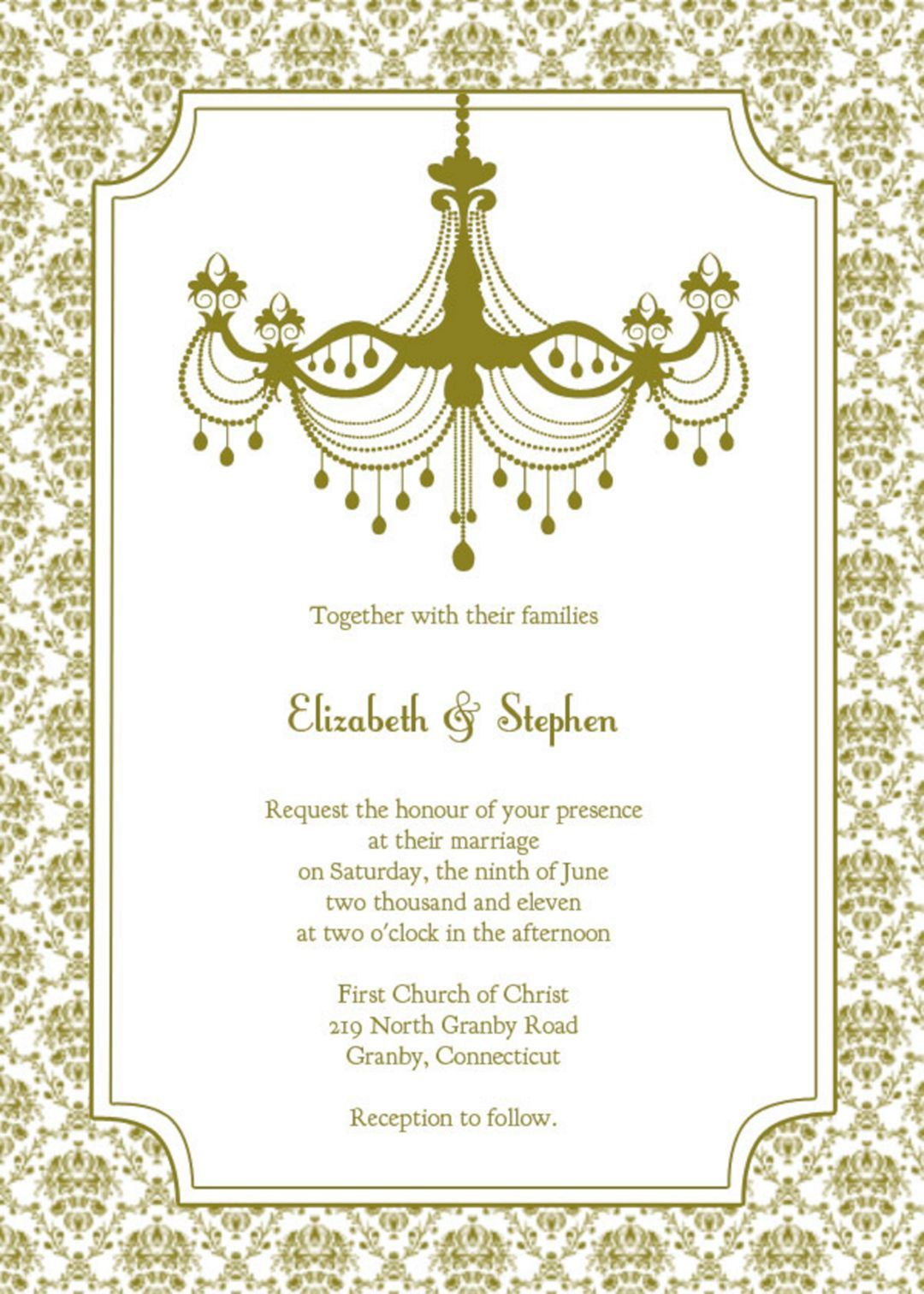25 Best And Beautiful Wedding Invitation Templates That You Need To