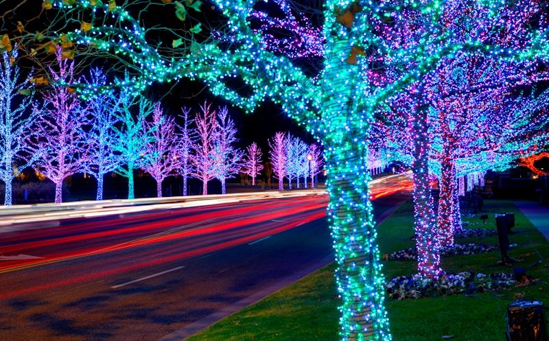 Muskogee Christmas Lights 2020 Honor Heights Park | Outdoor christmas lights, Christmas lights