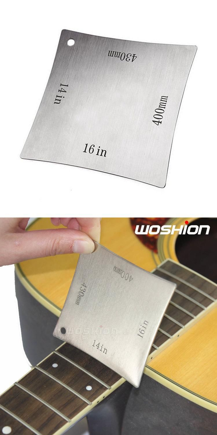 Visit To Buy Sews Guitar Fretboard Radius Gauge Acoustic Guitarra Neck Fingerboard Radian Ruler Diy Luthier Tool Advertiseme Guitar Fretboard Guitar Luthier