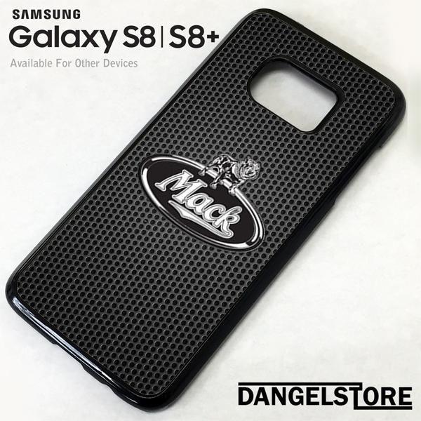 Mack Truck Logo For Samsung S8 S8 Plus Case Samsung Galaxy S8