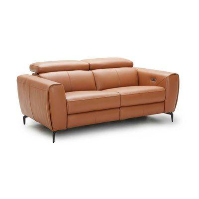Miraculous Orren Ellis Nakale Leather Reclining Loveseat Upholstery Beatyapartments Chair Design Images Beatyapartmentscom
