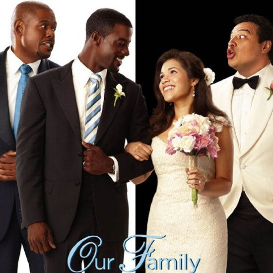 America Ferrera In Our Family Wedding Wedding Movies Romantic
