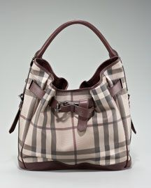 Classic Burberry Handbag Got My Eyes On This Pretty Little Prize