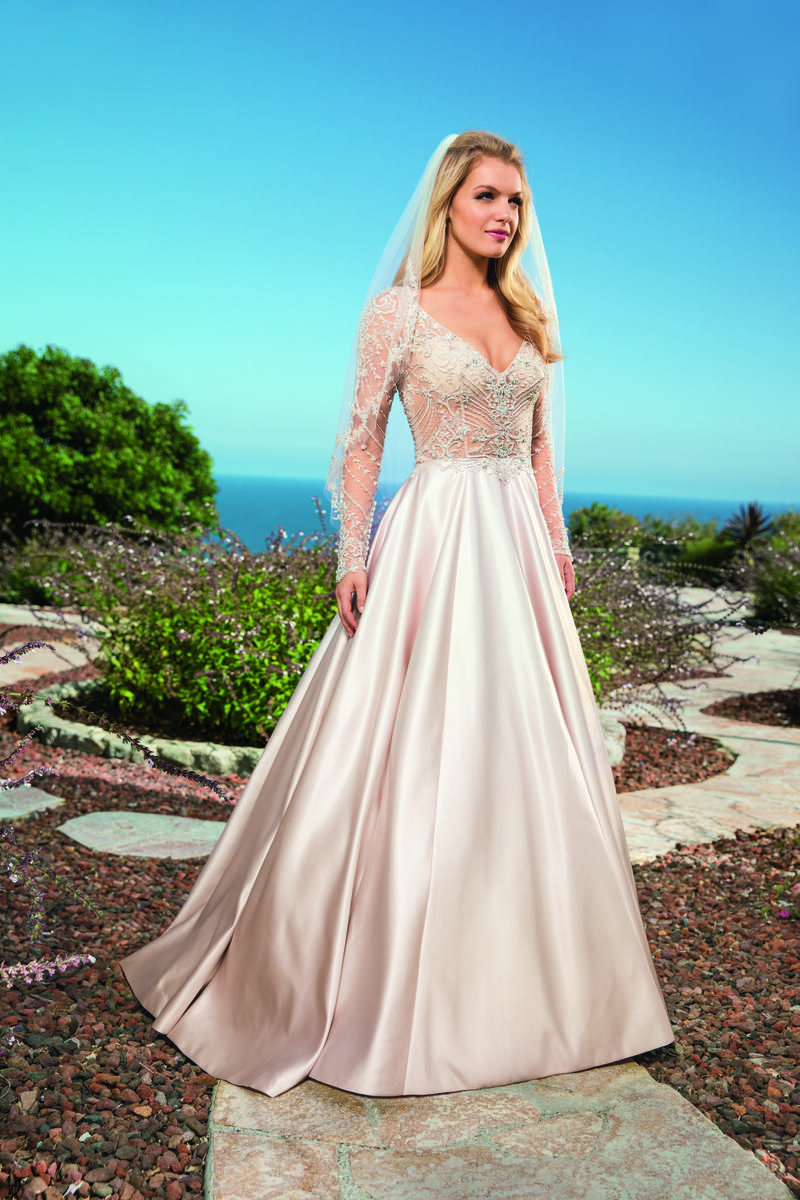 Casablanca Bridal 2358 Unique bridesmaid dresses