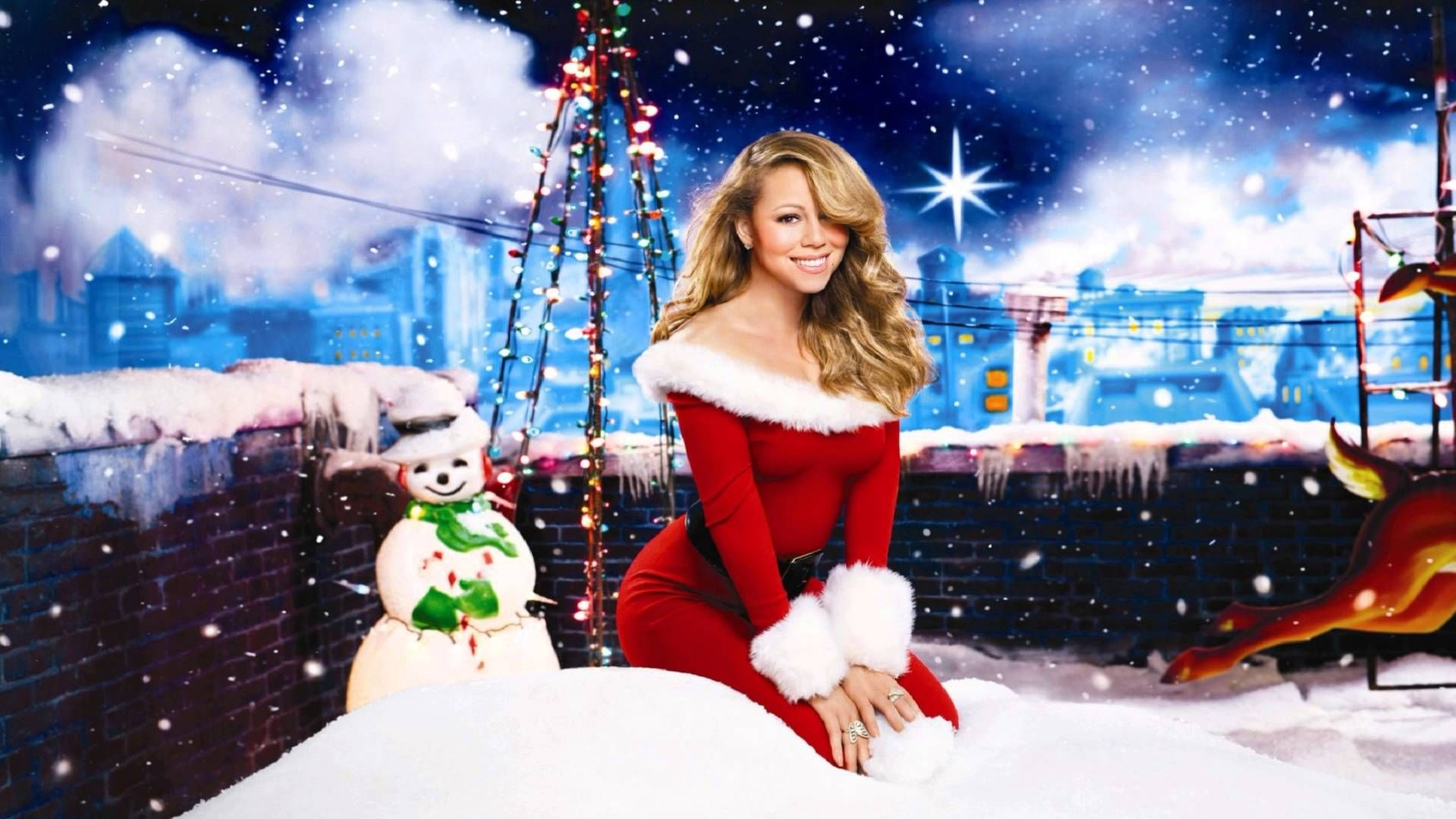 8 Perfect Spotify Playlists For Your Holiday Car Ride Mariah Carey Christmas Music Playlist Celebrity Entertainment