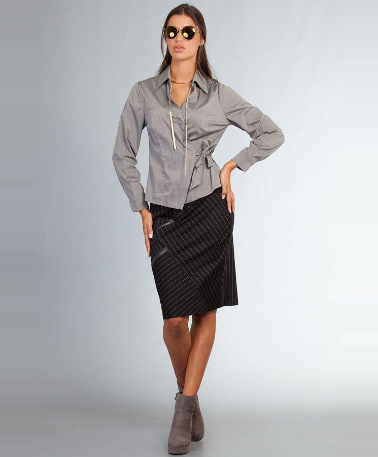 f1164ab0228 Πουκάμισο Κρουαζέ | Μπλούζες | Fashion και Style