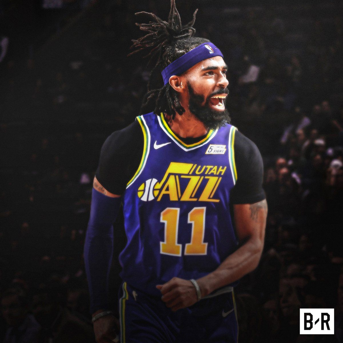 Slam On Instagram Respect To Mike Conley Been Deserving Of This In 2021 Mike Conley Conley Slammed