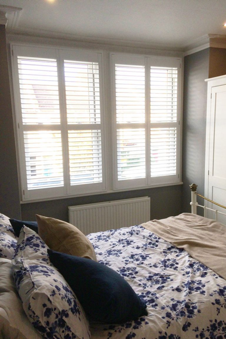 Explore our gallery White shutter blinds, Interior