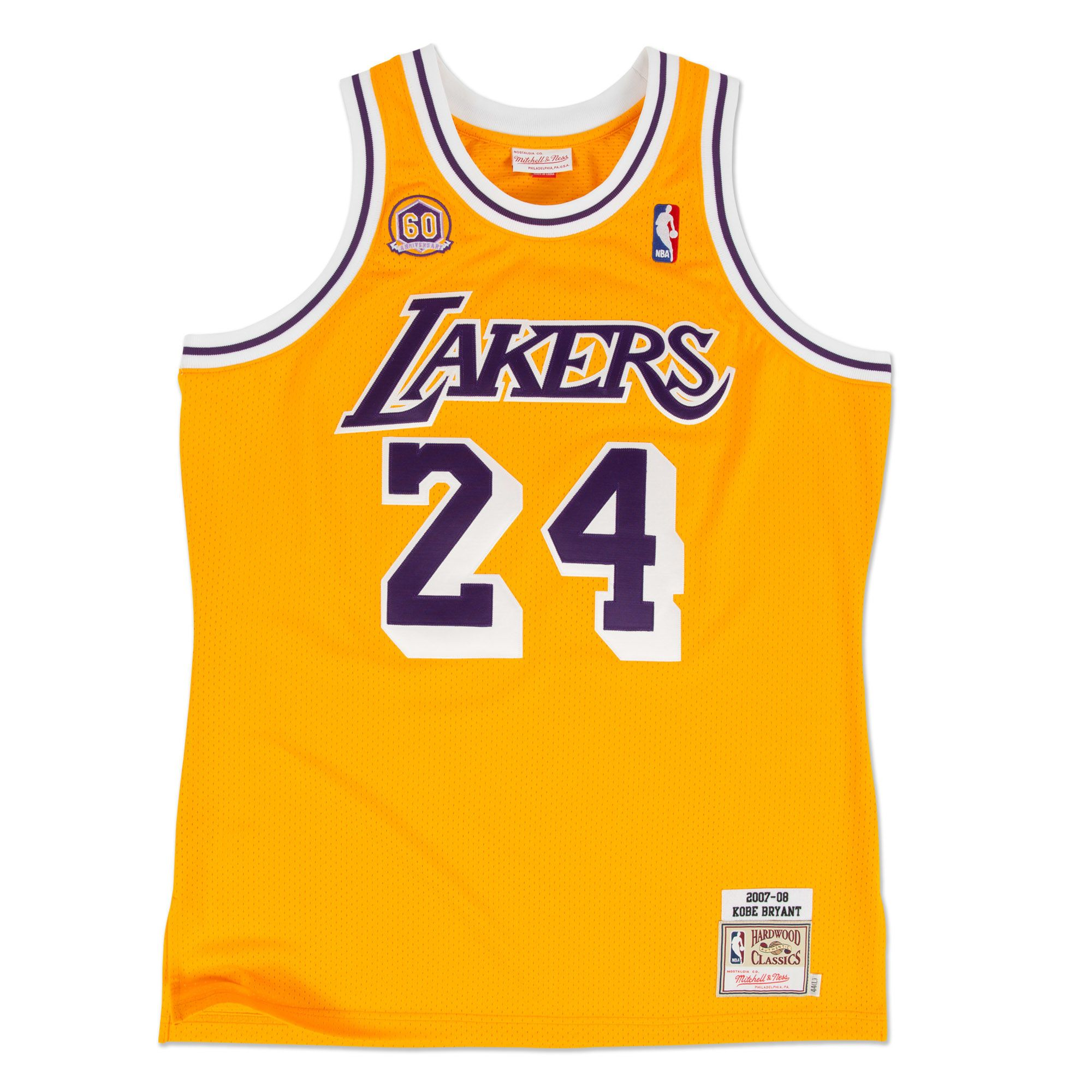 Kobe Bryant 2007 08 Authentic Jersey Los Angeles Lakers Mitchell Ness Nostalgia Co Kobe Bryant Kobe Nba Outfit