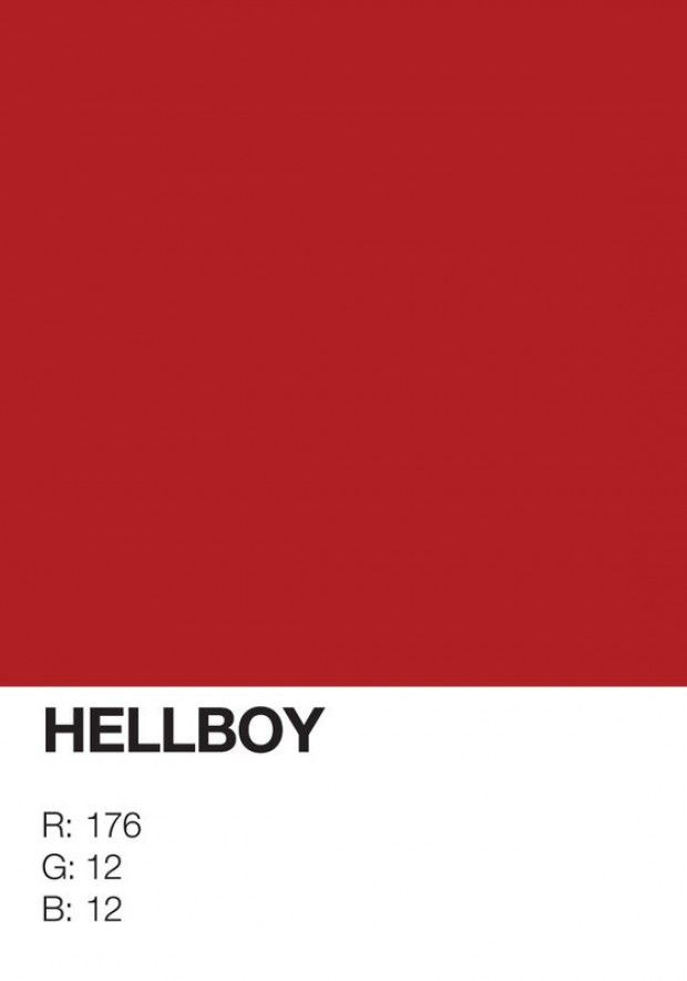 hellboy red Just so you know