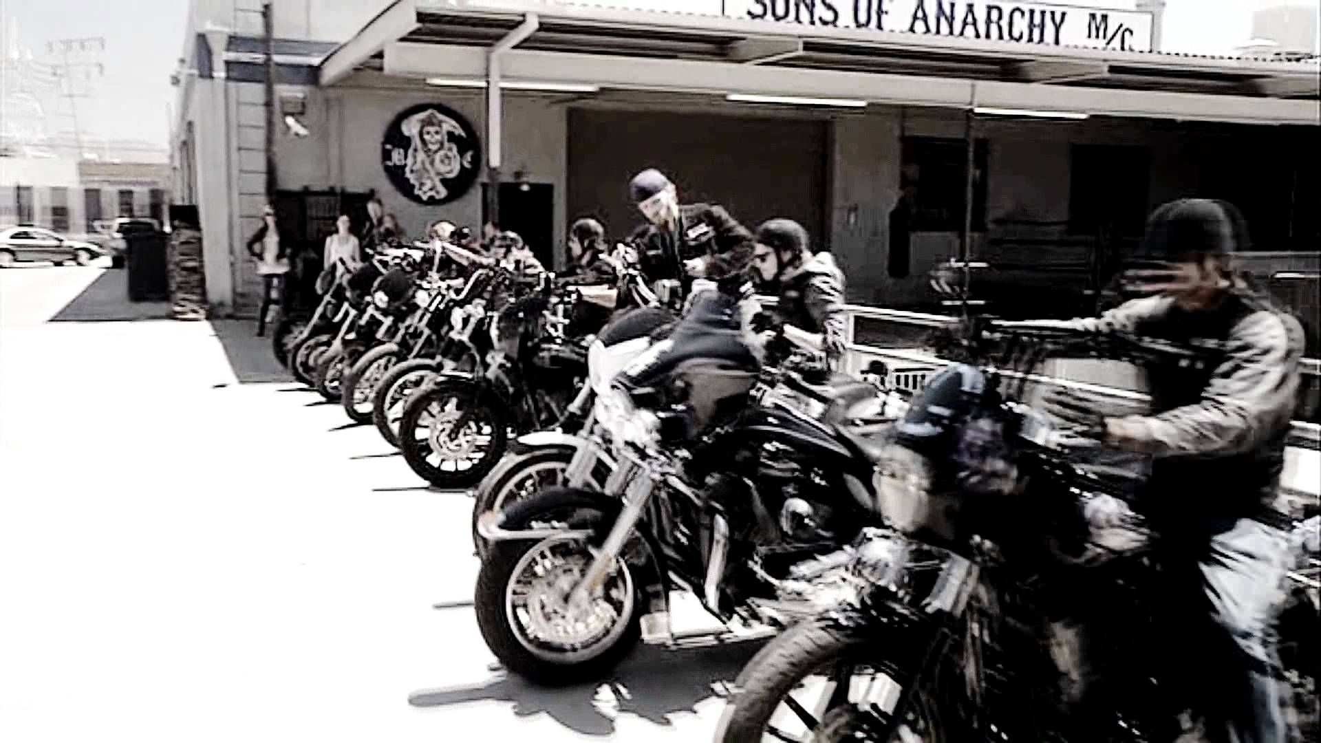 You Re Losing Your Memory Now With Son S Of Anarchy Scenes