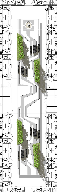 Landscape Design Landscape Plan University Landscape Modern