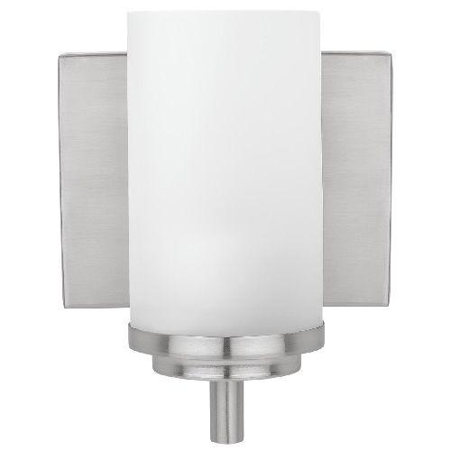 Applique de salle de bain à 1 lumière «Olivia» | Projet salle ...