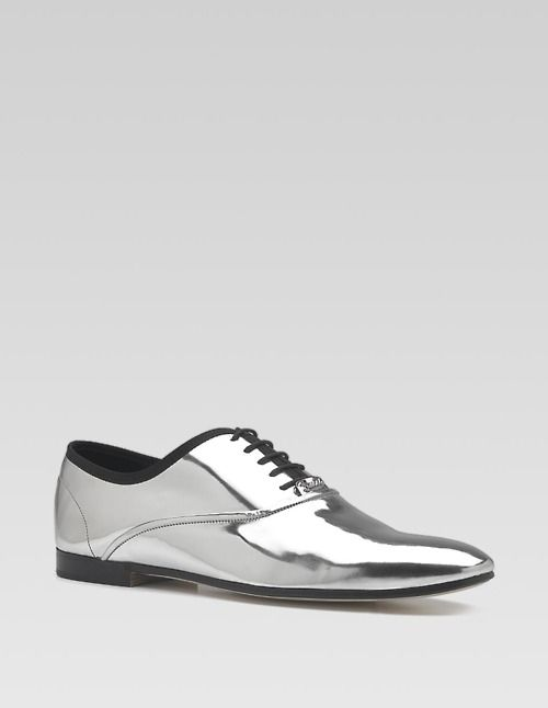 i MUST have these shoes.   Menswear   Shoes, Dress Shoes, Silver shoes 8e11cb60d2