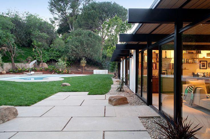 Modern House Design : Richard Dorman house 1959   Architecture ... on 1950 house designs, 1954 house designs, 1960 small house designs, 1951 house designs, 1956 house designs,
