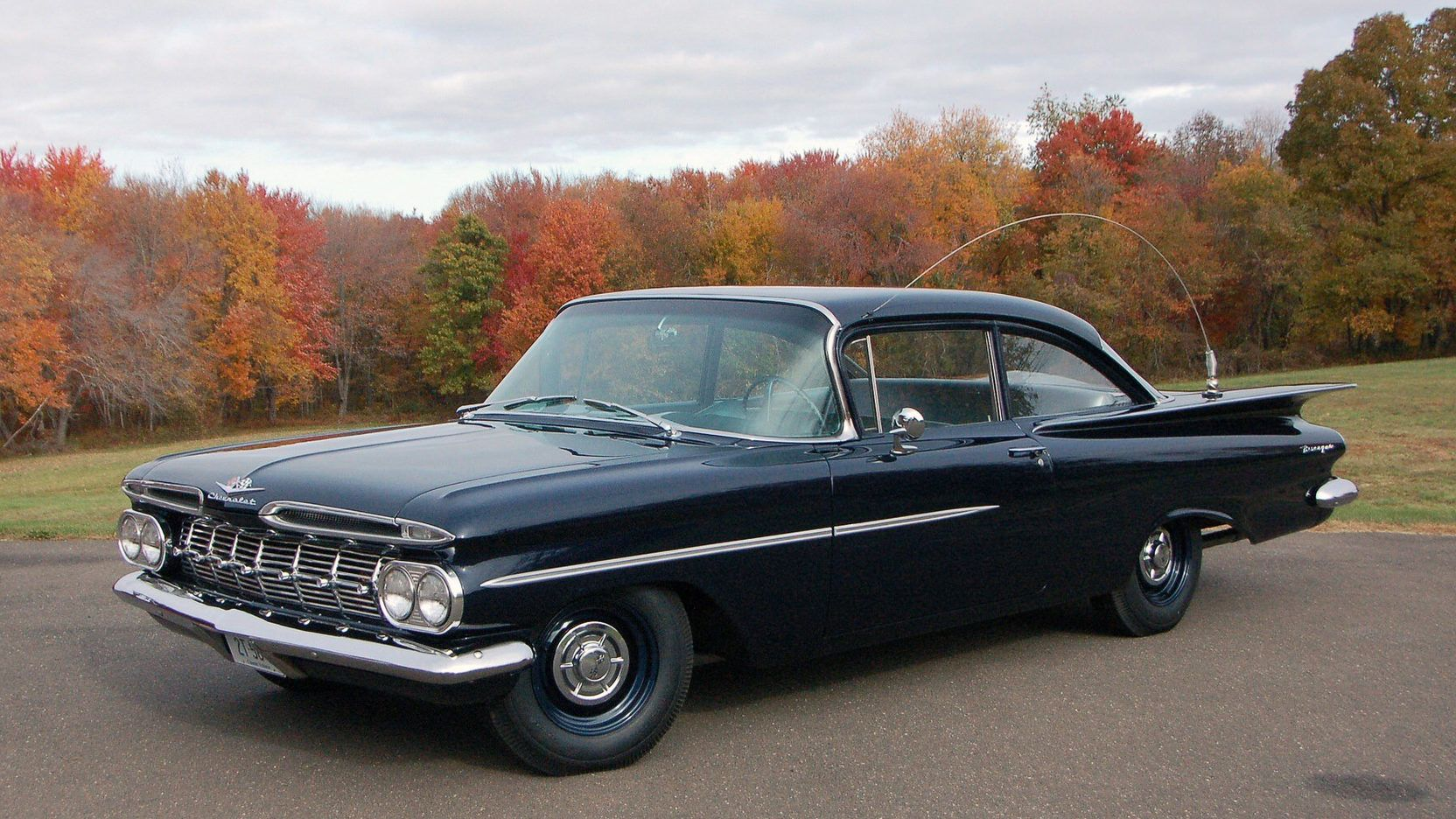 1959 Chevrolet Biscayne with 348/305 big block  | American