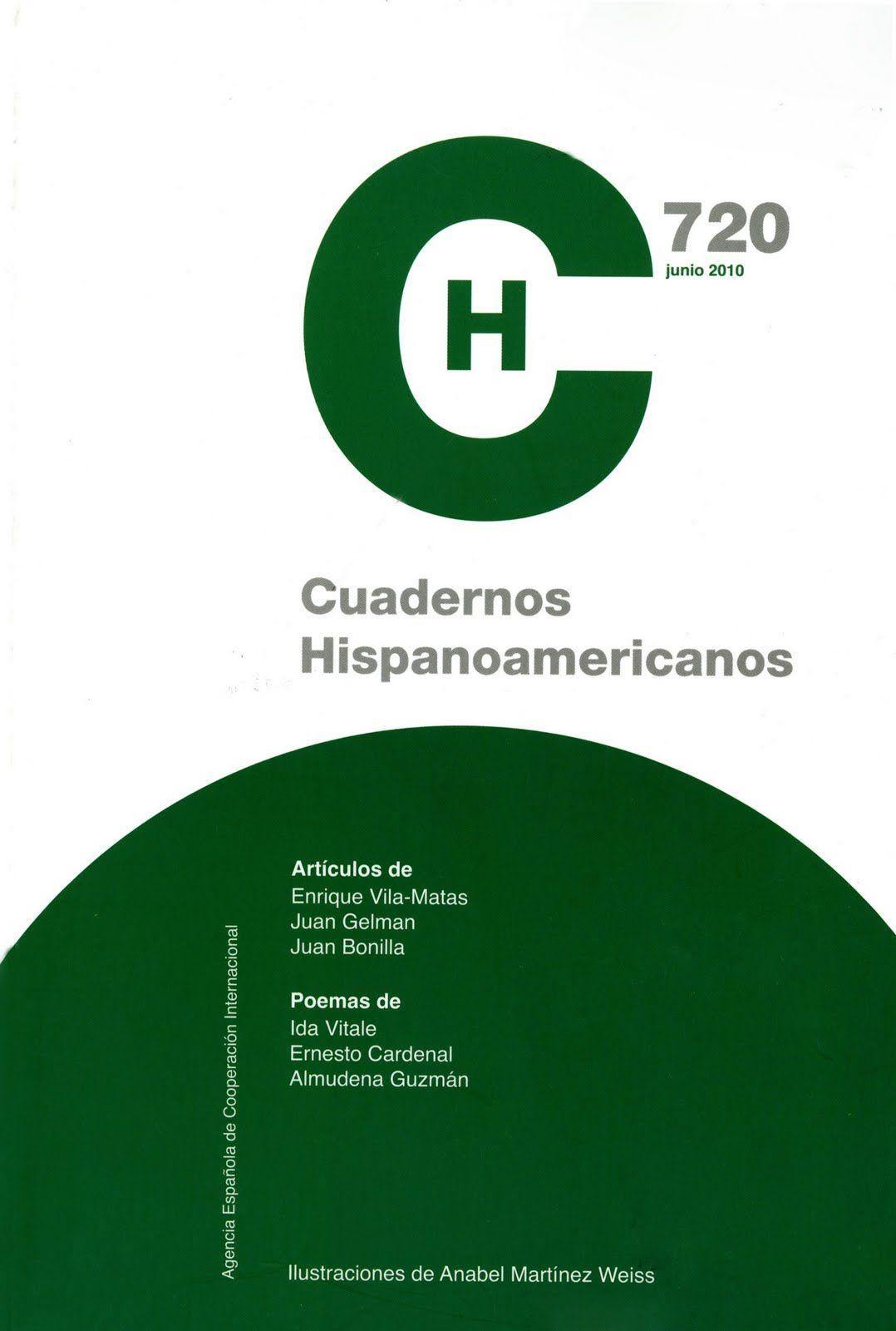 Cuadernos Hispanoamericanos Revista Mensual De Cultura Hispanica
