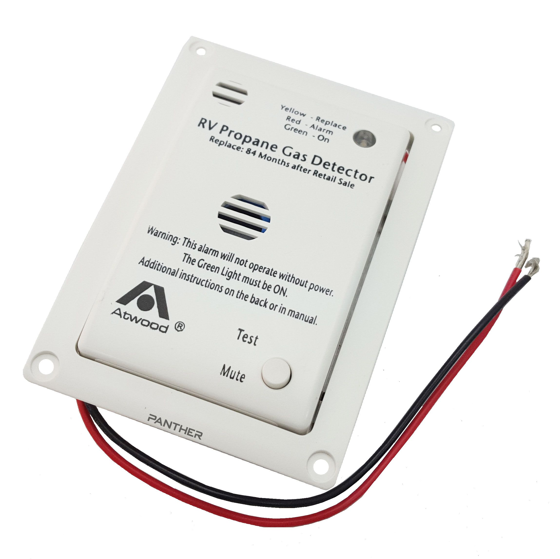 Dometic (Atwood) 36720 LP Gas / Propane Leak Detector