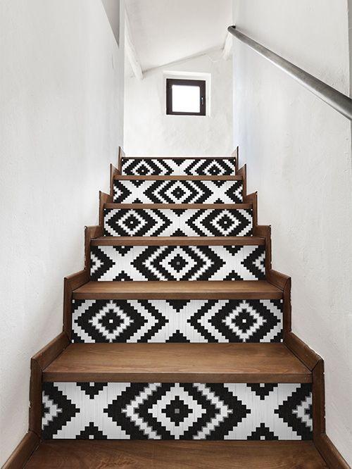 para tus escaleras ¡que te hará querer subirlas! - decoracion de escaleras