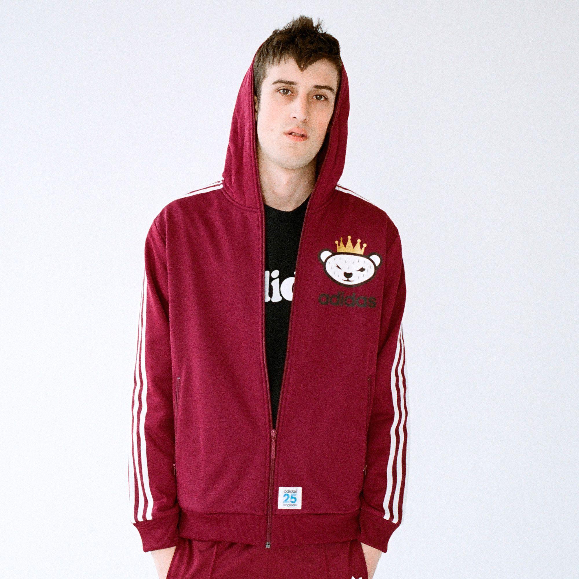 adidas - Nigo Snap Superstar Track Jacket