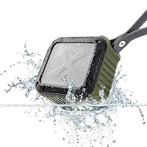 Haut-parleurs sans fil Bluetooth portable imperméable à la douche 3D - deshumidificateur d air maison