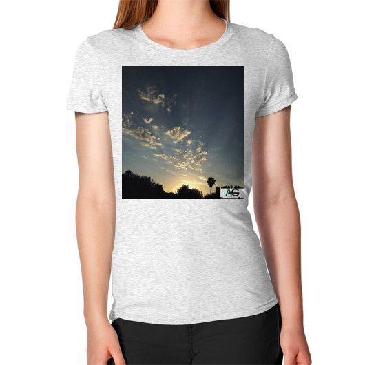 AG Avocado Guy Sky Women's T-Shirt