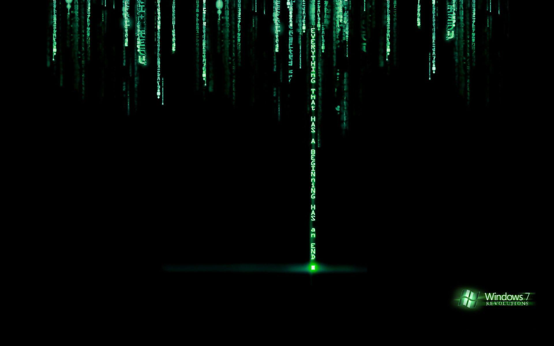 Matrix. Matrix Html Code, Wallpaper Windows 10, Live ...