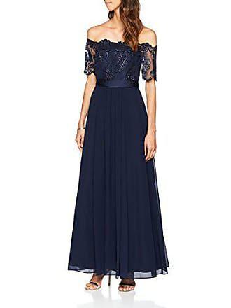 coast damen maddie partykleid  blaues partykleid abendkleid kleider für frauen