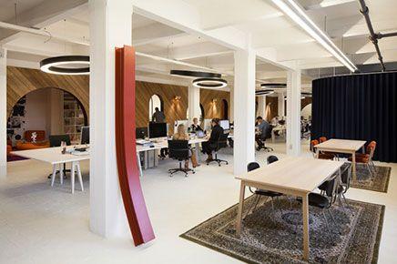 Kantoor van Pinkeye Design Studio   Inrichting-huis.com