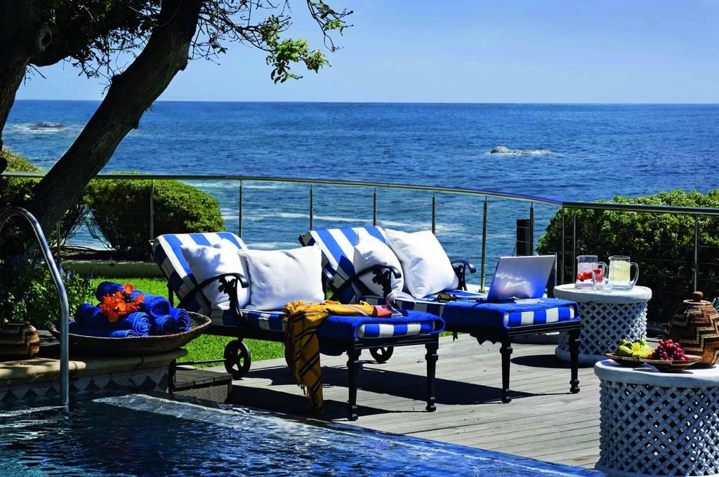 Twelve Apostles Hotel Spa In Cape Town South Africa Is More Than Safaris At This Luxury Beach Resort