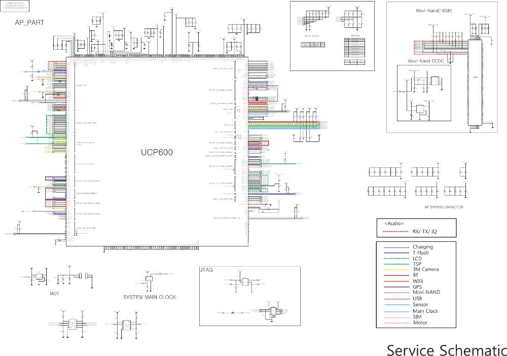 Samsung GT P5100 Schematics. Www.s manuals.com. Service