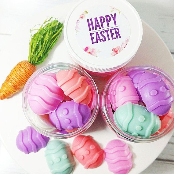 These mini easter egg soap are gifts and easter basket stuffers these mini easter egg soap are gifts and easter basket stuffers here is a soapy treat made just for your easter gifting this adorable jar of hand negle Image collections