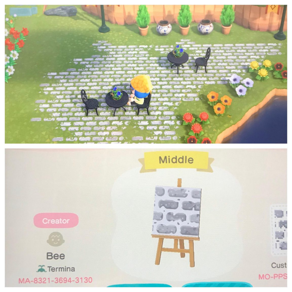 Animal Crossing New Horizons QR Codes and Custom Designs
