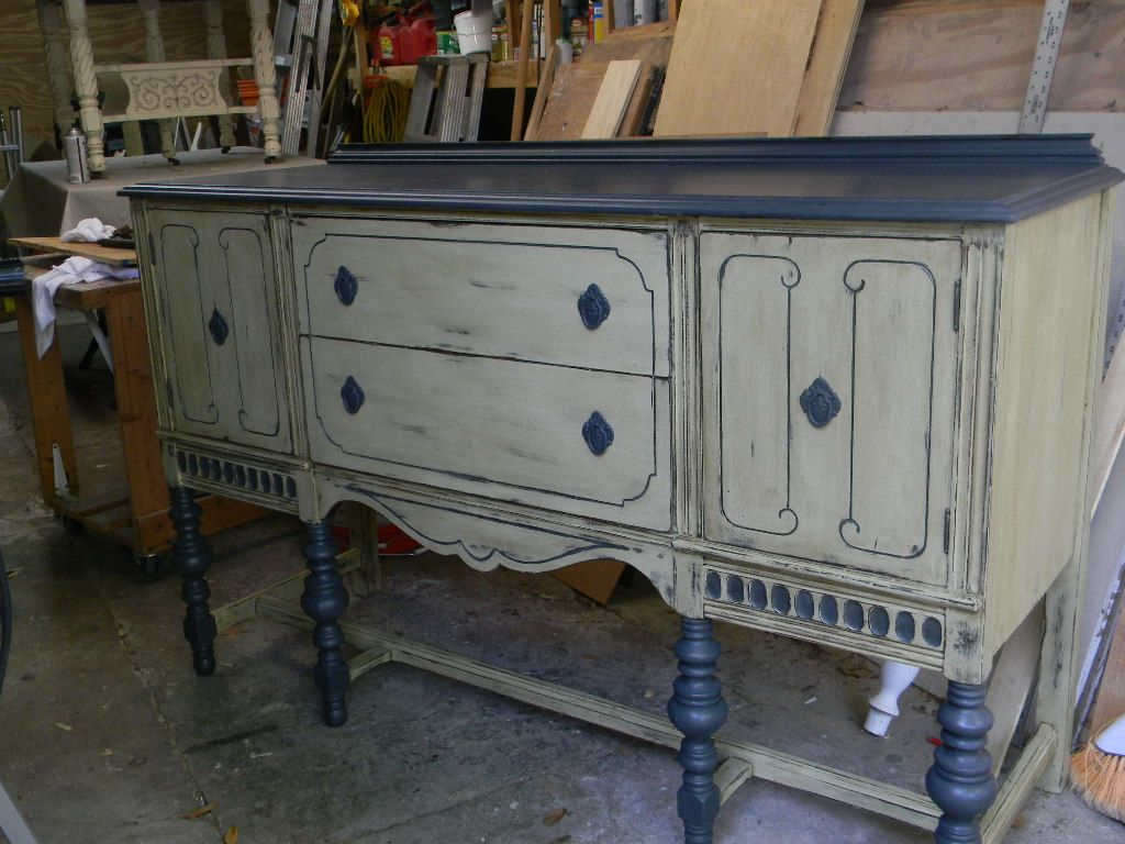 exciting white distressed painted furniture | Decorate with Old Windows and Doors and Embrace the Shabby ...