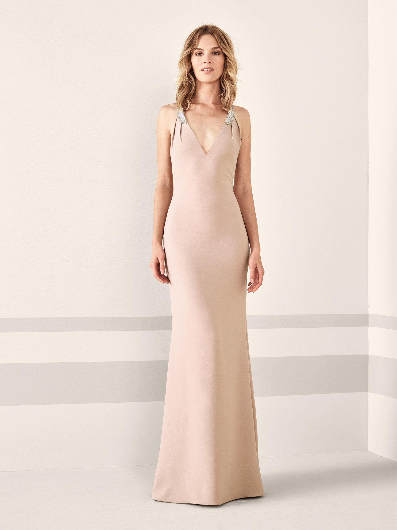 Colores de moda vestidos de fiesta 202019