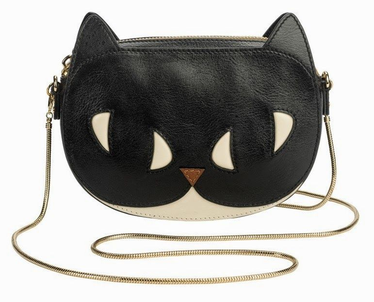 Blue faux Leather  Cat coin purse Vegan pouch black faux leather crazycatlady  pouch