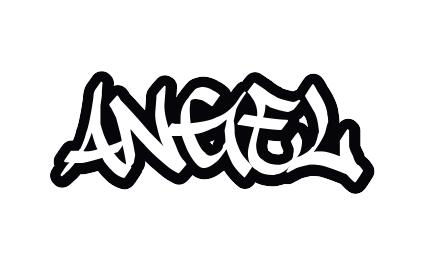 Graffiti Font Angel Graffiti Schriftart Graffiti Schrift Graffiti Designs