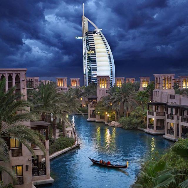Madinat Jumeirah - Dubai 💙💙💙 Pic by ✨@yakubanto✨ . #bestplacestogo for a feature 💙