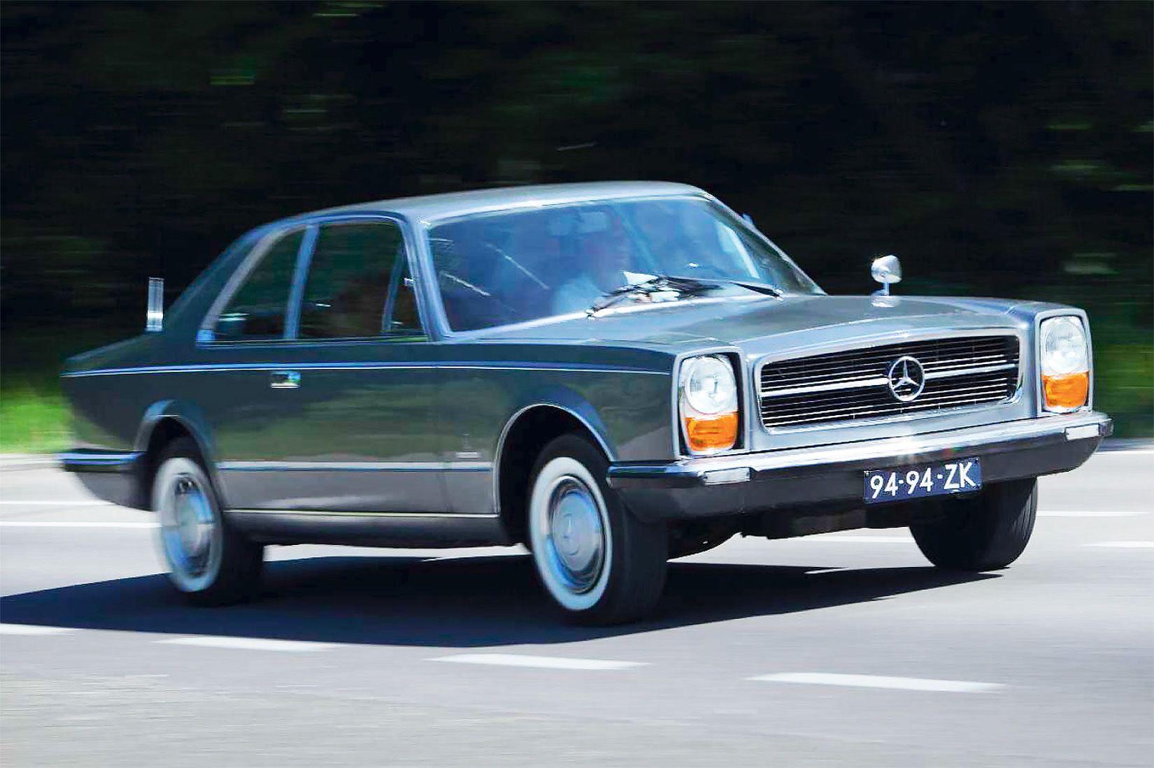 Mercedes Benz 300 Sel 6 3 Pininfarina Coupe Road Drive