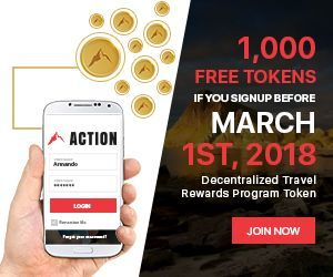Cryptocurrency good for travel