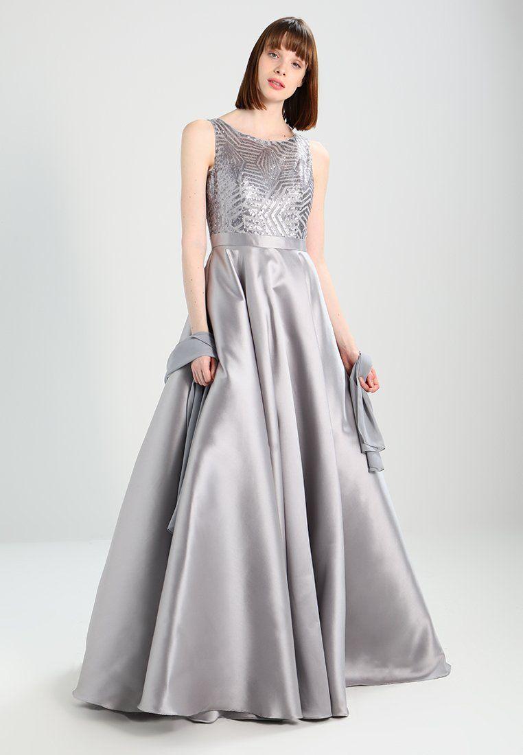 Luxuar Fashion Ballkleid - silber - Zalando.de  Abiti da sera