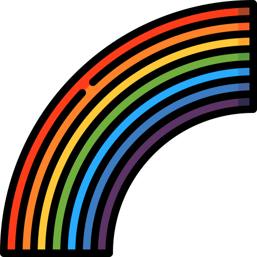 Rainbow Free Vector Icons Designed By Freepik In 2020 Icon Vector Icons Vector Icon Design