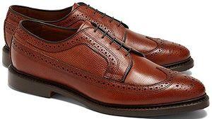Dress shoes men, Wingtip shoes