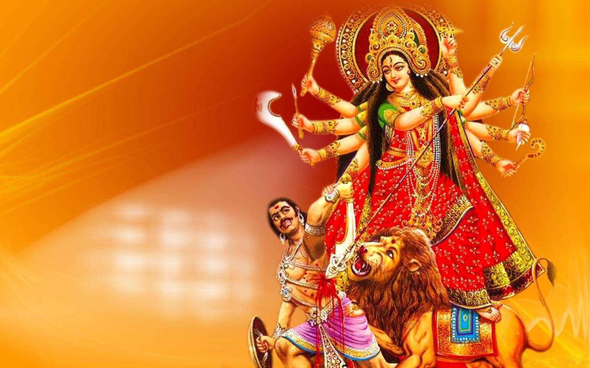 Goddess Durga Happy Navratri Images Navratri Images Durga