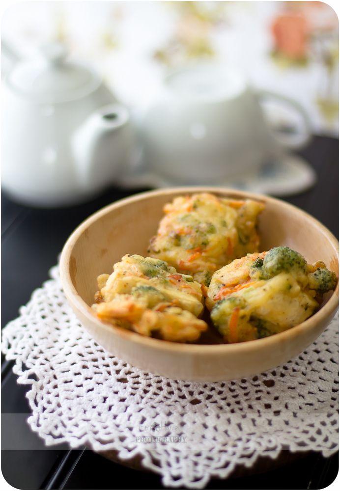Tahu Berontak - Tempura veggies